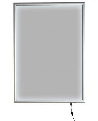 Cadre A1 porte affiche LED