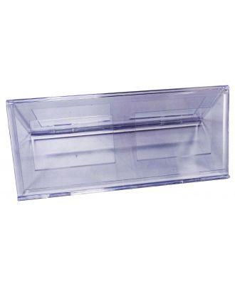 Chevalet porte nom plexiglas 80 x 200 mm PPK772