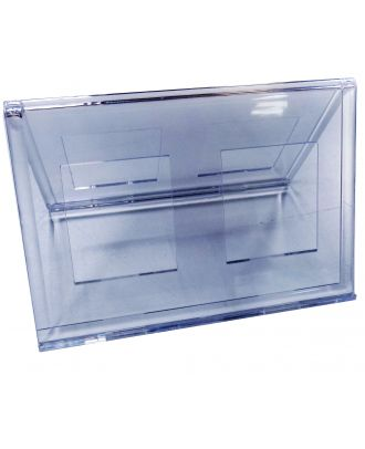 Chevalet porte nom plexiglas 100 x 150 mm PPK774