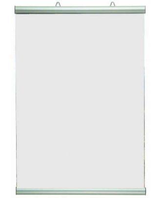 Cadre A1 porte affiche PROFILE594 avec visuel vierge