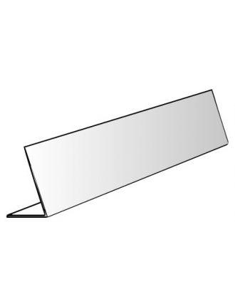 Vitrine plexiglas alimentaire 1 pli 100 x 20 x 40 cm