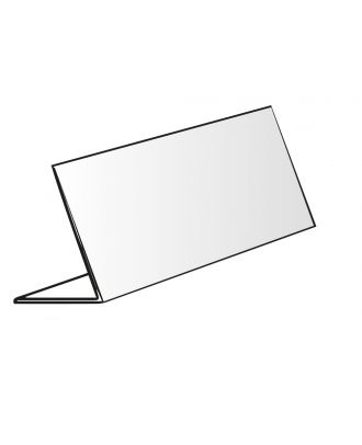 Vitrine plexiglas alimentaire 1 pli 50 x 20 x 30 cm